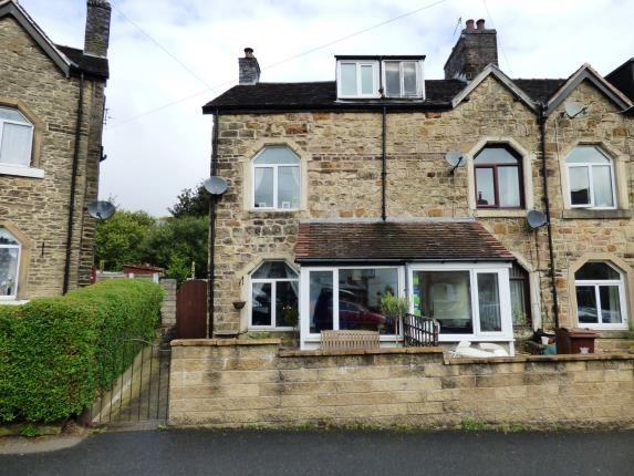 Thumbnail End terrace house for sale in Hogshaw Villas Road, Buxton, Derbyshire