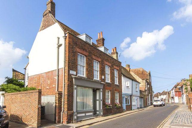 Thumbnail Semi-detached house for sale in Harnet Street, Sandwich