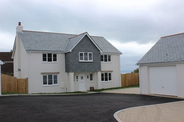 Thumbnail Detached house for sale in Duporth Farm Close, Duporth, St. Austell