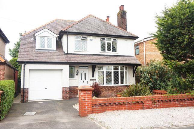 Thumbnail Detached house for sale in Beach Road, Poulton-Le-Fylde