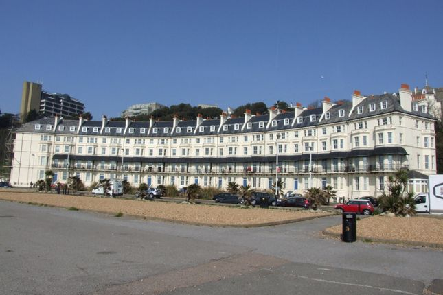Thumbnail Flat to rent in Marine Crescent, Folkestone