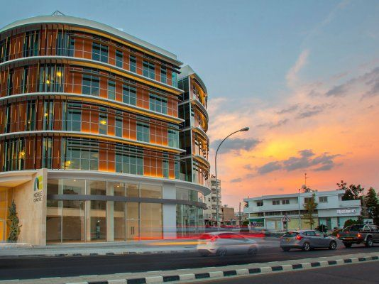 Thumbnail Office for sale in The Noble Centre, Mesa Geitonia, Limassol, Cyprus