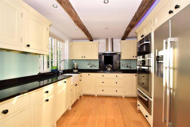Kitchen of The Street, Stockbury, Sittingbourne, Kent ME9