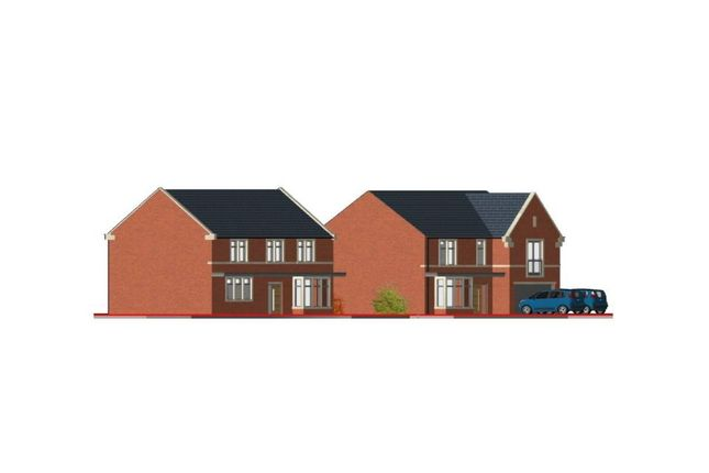 Thumbnail Detached house for sale in Lay Garth Court, Rothwell, Leeds
