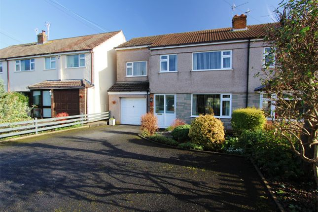 4 bed semi-detached house for sale in North Road, Yate ...