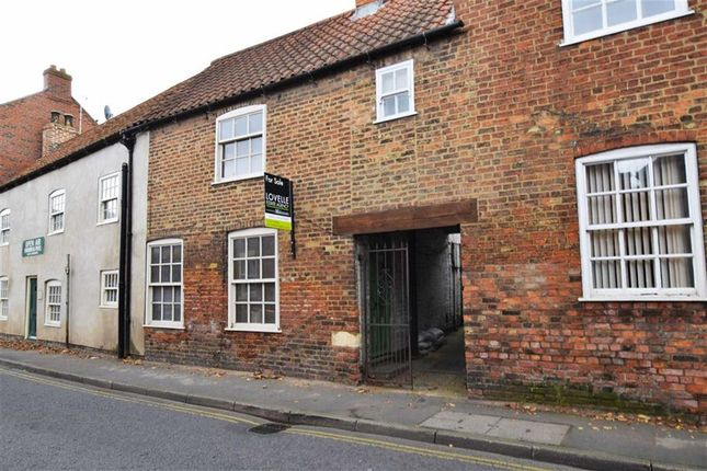 Property for sale in Church Street, Louth