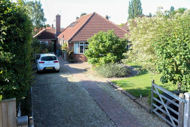 Thumbnail Detached bungalow for sale in High Road, Brightwell-Cum-Sotwell