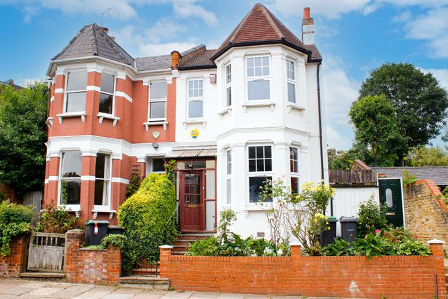 Thumbnail Semi-detached house for sale in Alexandra Avenue, London