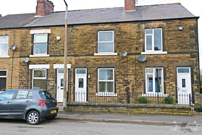 Thumbnail Cottage to rent in Hardstoft Road, Pilsley, Chesterfield, Derbyshire