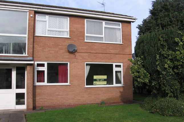 Thumbnail Flat to rent in Gravelly Drive, Newport, Shropshire