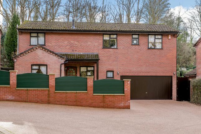 Thumbnail Property for sale in Brookside Road, Breadsall, Derby