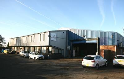 Thumbnail Light industrial to let in 2 Elliott Drive, Springwood Industrial Estate, Braintree, Essex
