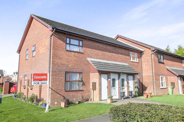 Thumbnail Flat for sale in Cotswold Grove, Coppice Farm Estate, Willenhall