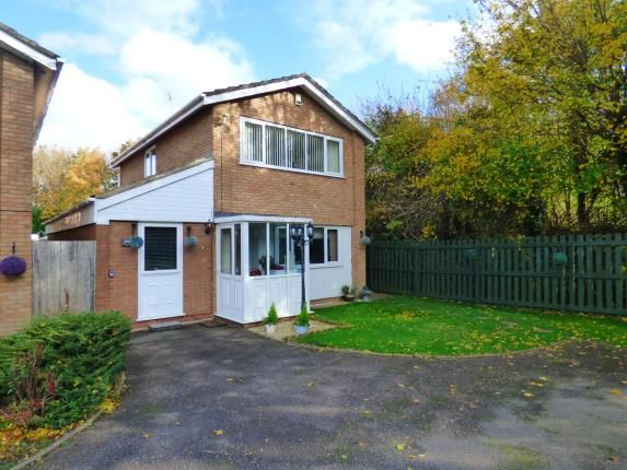 Thumbnail Detached house for sale in Quince, Tamworth, Staffordshire