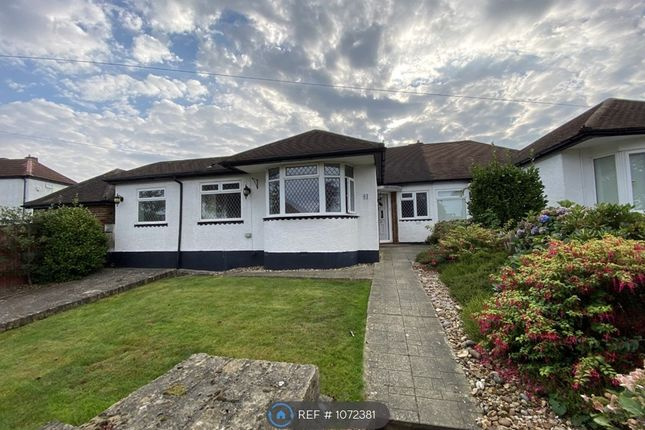 3 bed bungalow to rent in Jersey Drive, Orpington BR5