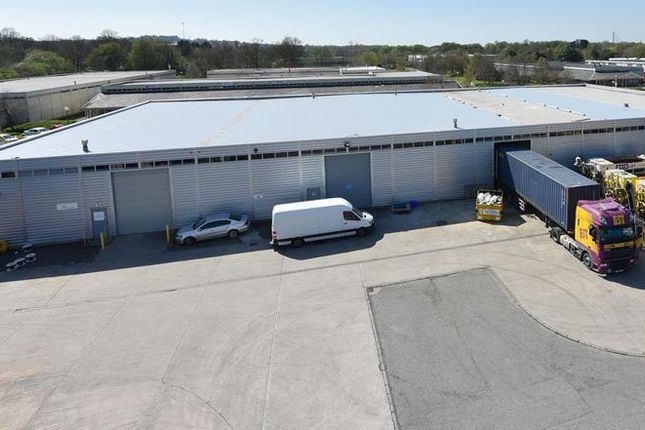Thumbnail Light industrial to let in Unit 5, Aragon Court, Manor Park, Runcorn, Cheshire