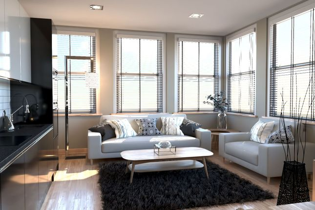 2 bed flat for sale in Newton Street, Manchester M1