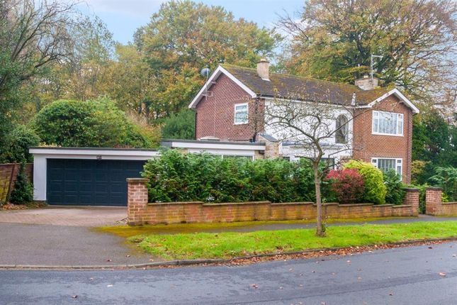 Thumbnail Detached house for sale in Foxhill Green, Weetwood