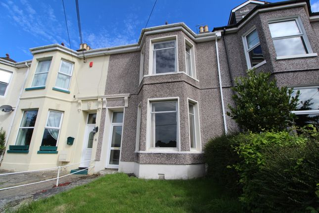 3 bed terraced house for sale in Higher Port View, Saltash
