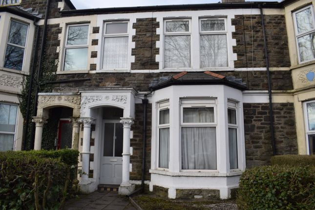 Thumbnail Property for sale in Richmond Road, Cathays, Cardiff