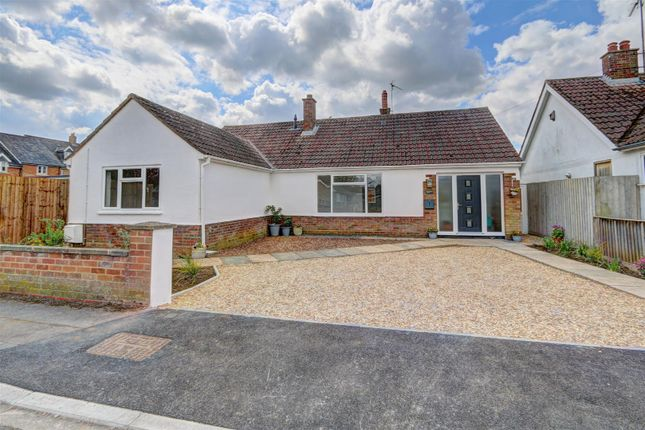 Thumbnail Detached bungalow for sale in St. Audreys Way, Ely