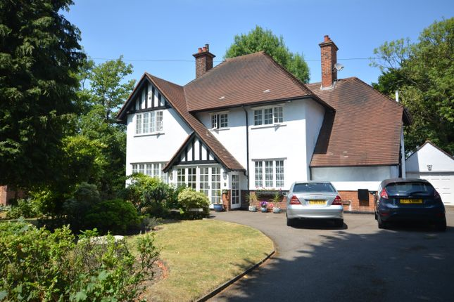Thumbnail Detached house for sale in Woodlands Avenue, Emerson Park, Hornchurch