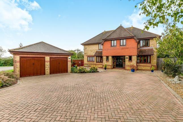 Thumbnail Detached house for sale in Oak Road, Brackley, Northants, Uk