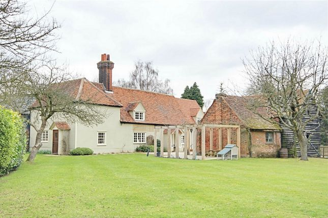 Thumbnail Detached house for sale in Carters Green, Matching, Essex