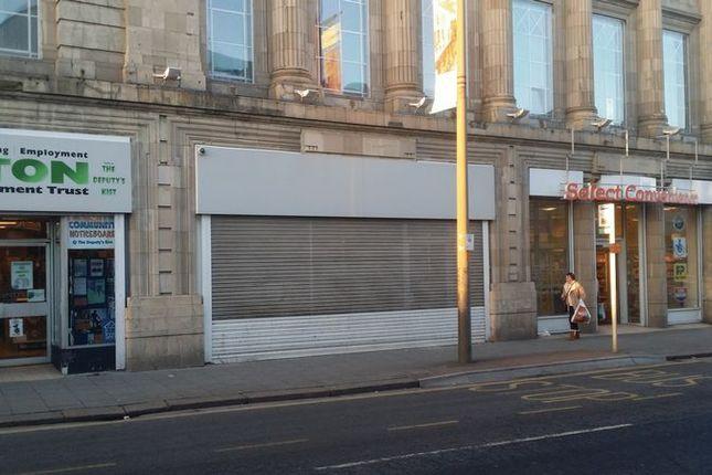 Thumbnail Retail premises to let in Unit 1 Central Arcade, 14 Woodhorn Road, Ashington