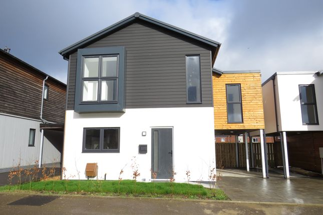 Thumbnail Detached house for sale in Forrest Drive, Hempsted, Peterborough