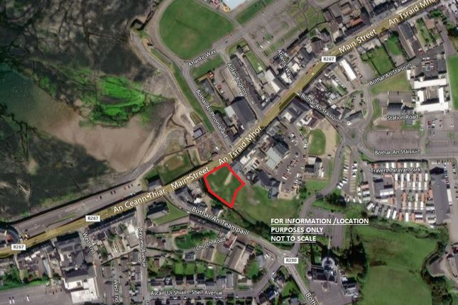 Land for sale in Site At Main Street, Bundoran, Co. Donegal BT1