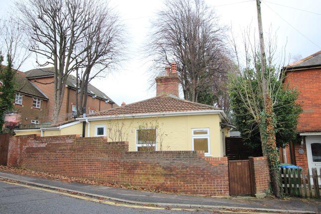 Thumbnail Detached bungalow for sale in Waterhouse Lane, Southampton