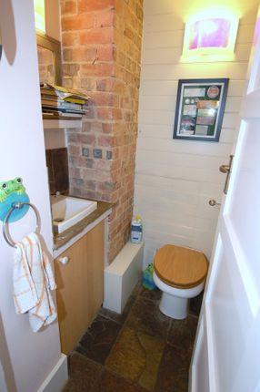 Cloakroom of Higgs Lane, Bagshot GU19