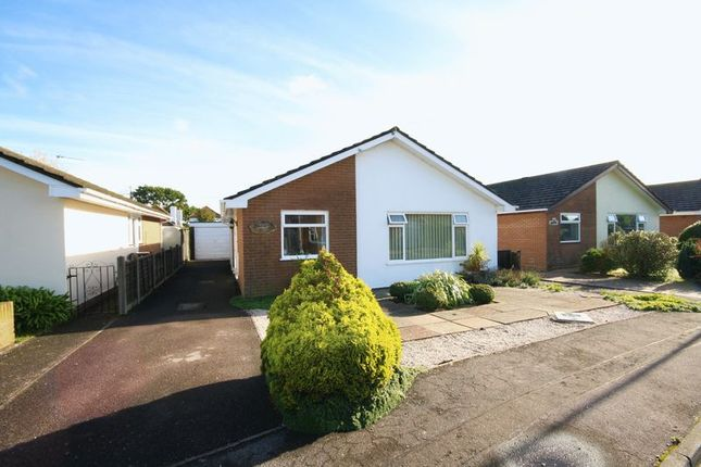 Thumbnail Detached bungalow for sale in Endfield Close, Christchurch