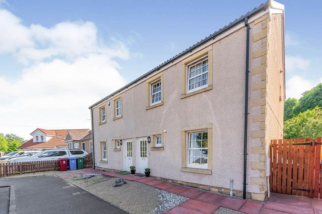 Thumbnail Semi-detached house for sale in High Street, Airth, Falkirk, Stirlingshire