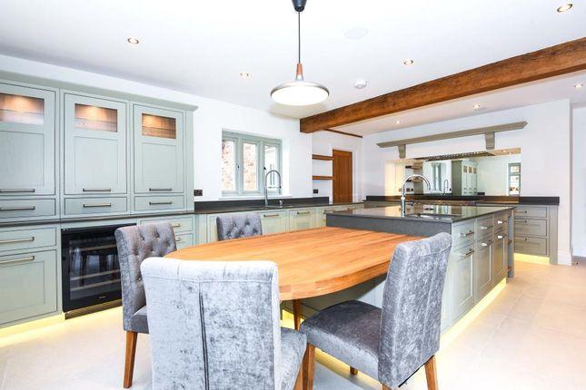 Dining Room of Winkfield, Berkshire SL4