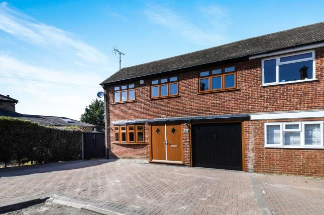 Thumbnail Semi-detached house for sale in Gilston, Hertfordshire
