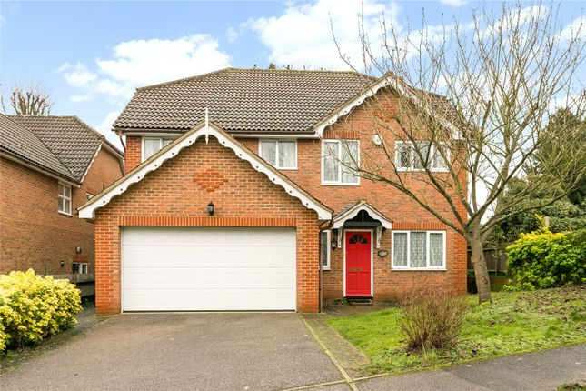 Thumbnail Detached house for sale in Cottage Close, Watford, Hertfordshire