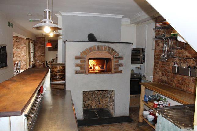Thumbnail Restaurant/cafe for sale in 21 Bridgeland Street, Bideford, Devon