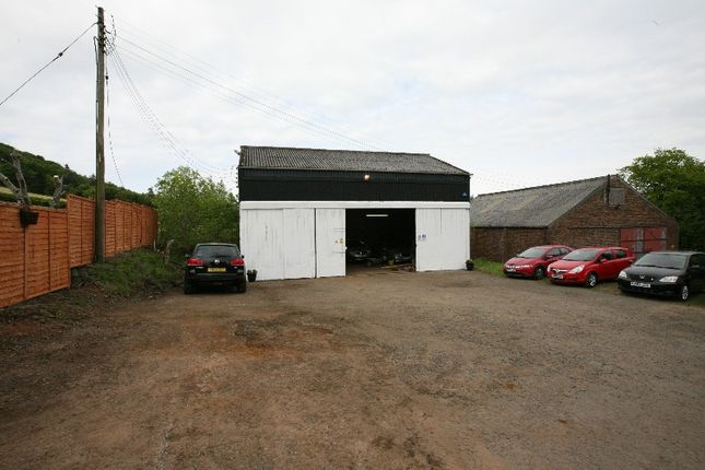 Thumbnail Commercial Property For Sale In Boghall Farm Biggar Road Lothianburn Midlothian