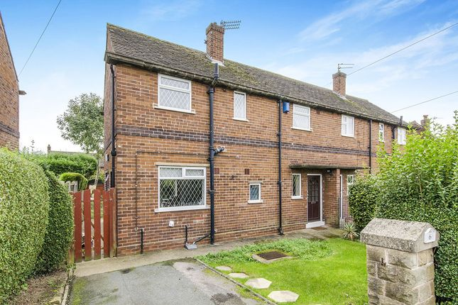Thumbnail Semi-detached house for sale in Greenhill Mount, Pontefract