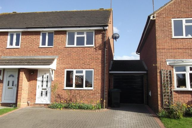 Thumbnail Semi-detached house to rent in Westbury Avenue, Droitwich