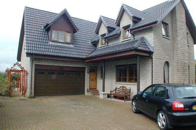 Thumbnail Detached house to rent in Cairnview, Broadstraik Grove, Elrick, Westhill