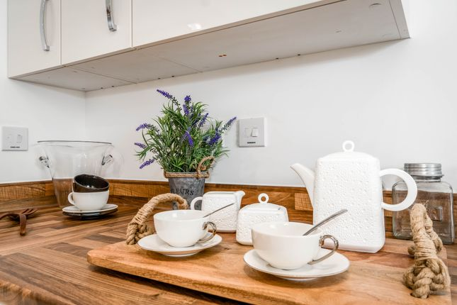 1 bedroom flat for sale in The Moorings, Bristol