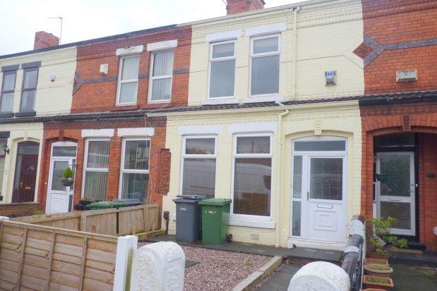Thumbnail Property to rent in Mather Road, Prenton
