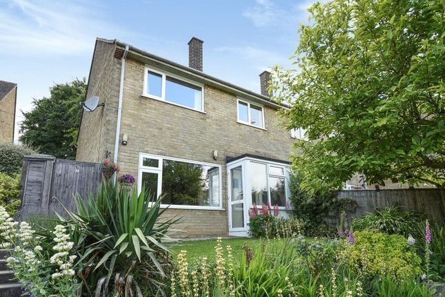 Thumbnail Semi-detached house for sale in Great Rollright, Oxfordshire