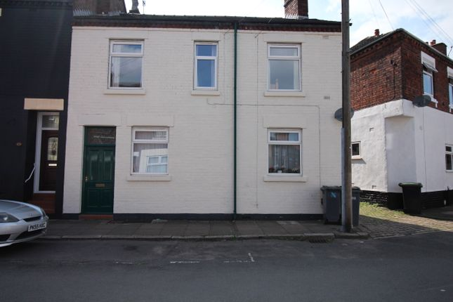 Thumbnail 2 bed flat to rent in Westland Street, Stoke On Trent