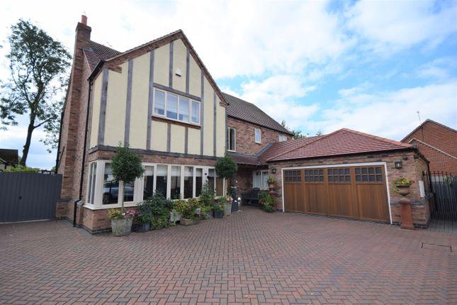 Thumbnail Detached house for sale in Islington Drive, Bessacarr, Doncaster