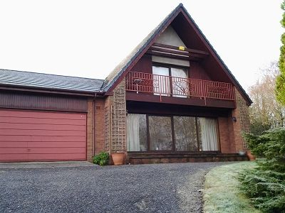 Thumbnail Detached house for sale in Windlestrae, Station Road, Newton Stewart
