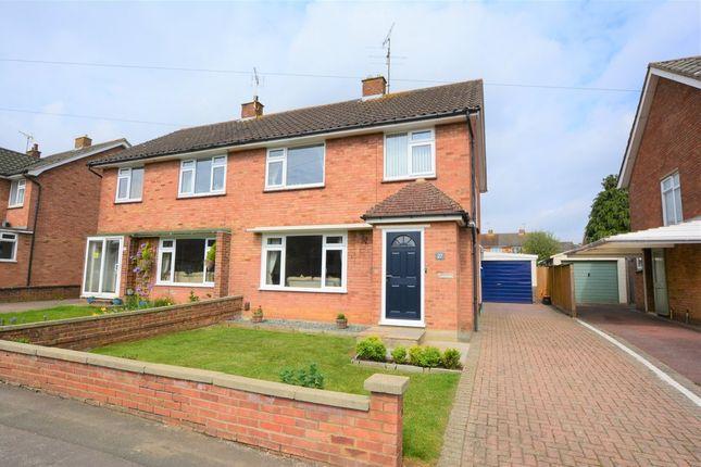 Thumbnail Semi-detached house to rent in Northumberland Avenue, Kennington, Ashford
